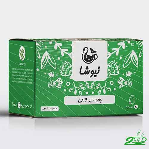 قیمت چای سبز نیوشا