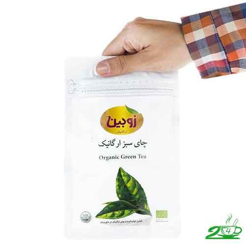 چای سبز زوبین