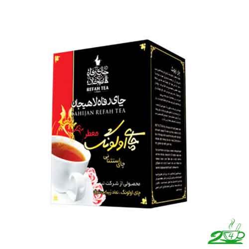 خرید چای اولونگ رفاه