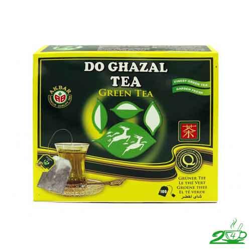 چای سبز دوغزال