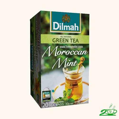 چای سبز دیلما