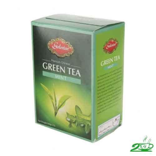 چای سبز گلستان