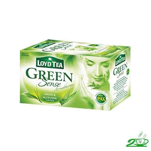 چای سبز لوید