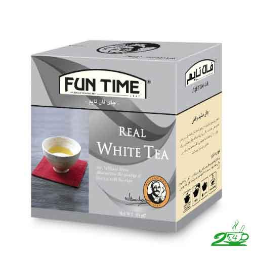 چای سفید فان تایم