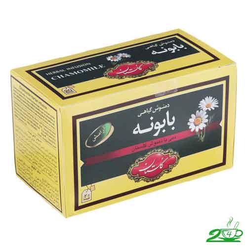 قیمت چای بابونه گلستان