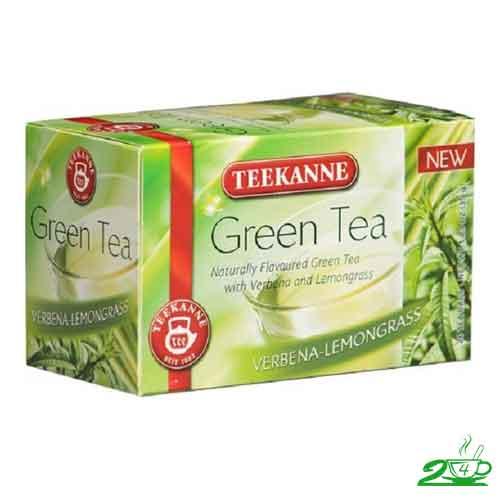 چای سبز تیکانه