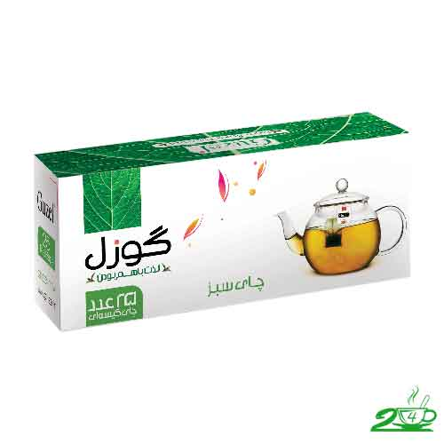 خرید چای سبز لاغری گوزل