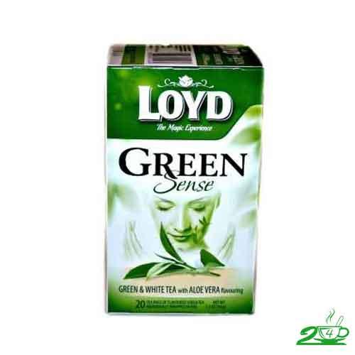 خرید چای سبز لوید