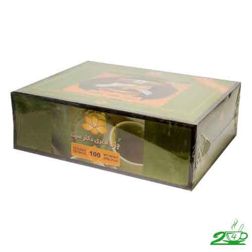 خرید چای سبز لاغری دکتر سینا