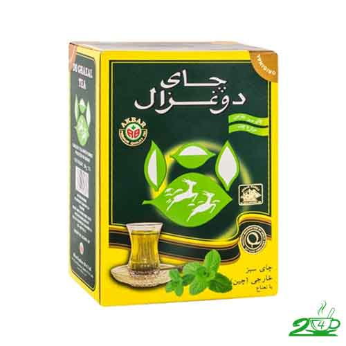 خرید چای سبز دوغزال