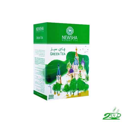 چای سبز نیوشا