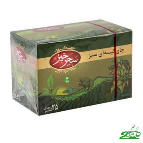 خرید چای سبز سحرخیز