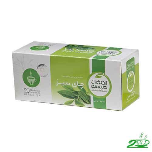 خرید چای سبز لاغری ارمغان طبیعت