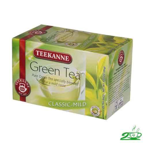 خرید چای سبز لاغری تیکانه