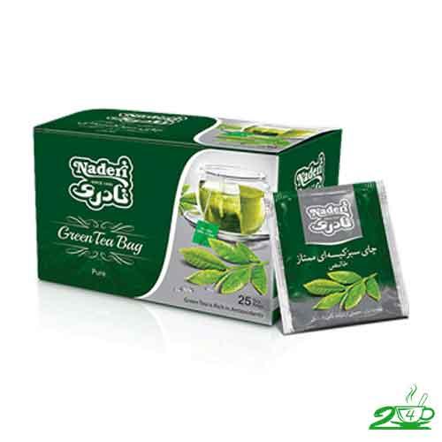 خرید چای سبز لاغری نادری
