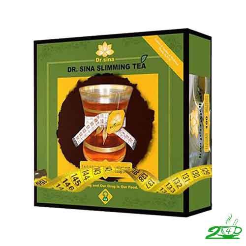 چای سبز لاغری سینا