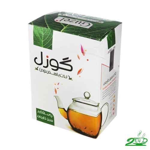 قیمت چای سبز گوزل