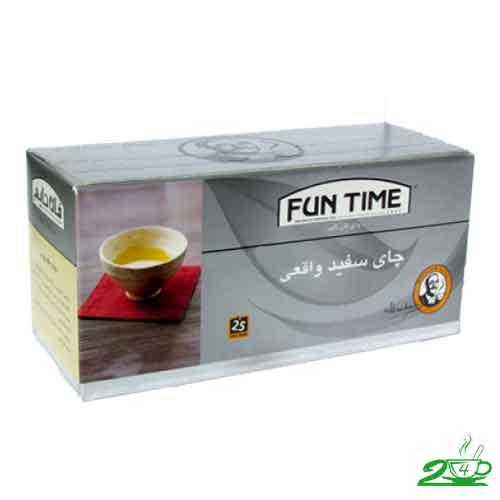 خرید چای سفید فان تایم