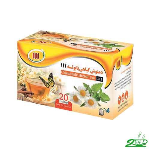 خرید چای بابونه 111